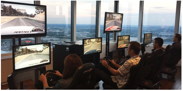 Indianapolis Racing Simulators