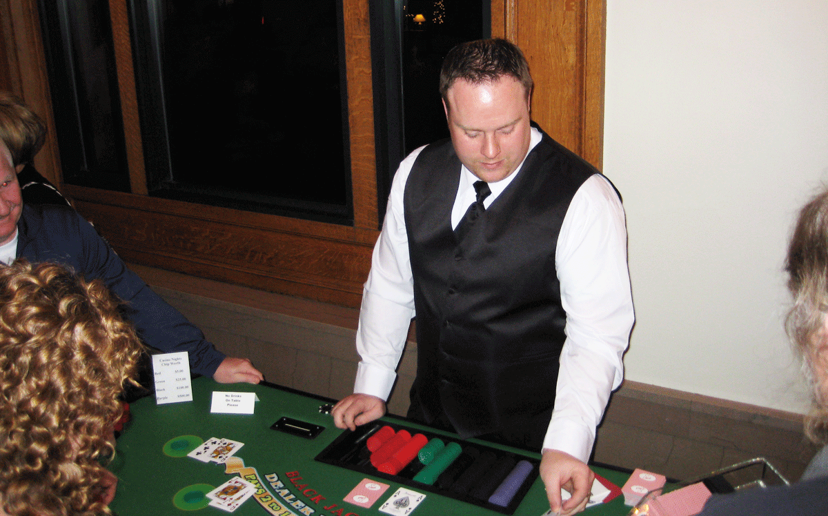 Indianapolis Casino Parties - Dealer
