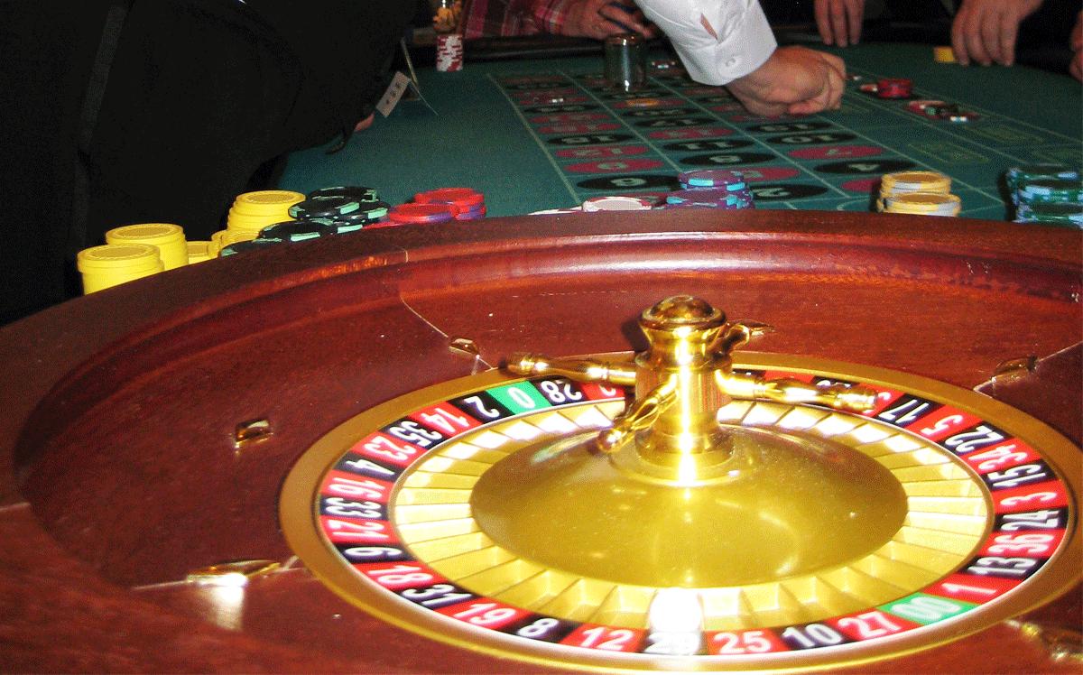 Indianapolis Casino Parties - Roulette