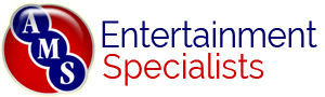 AMS Entertainment Logo