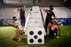 Archery Tag Games