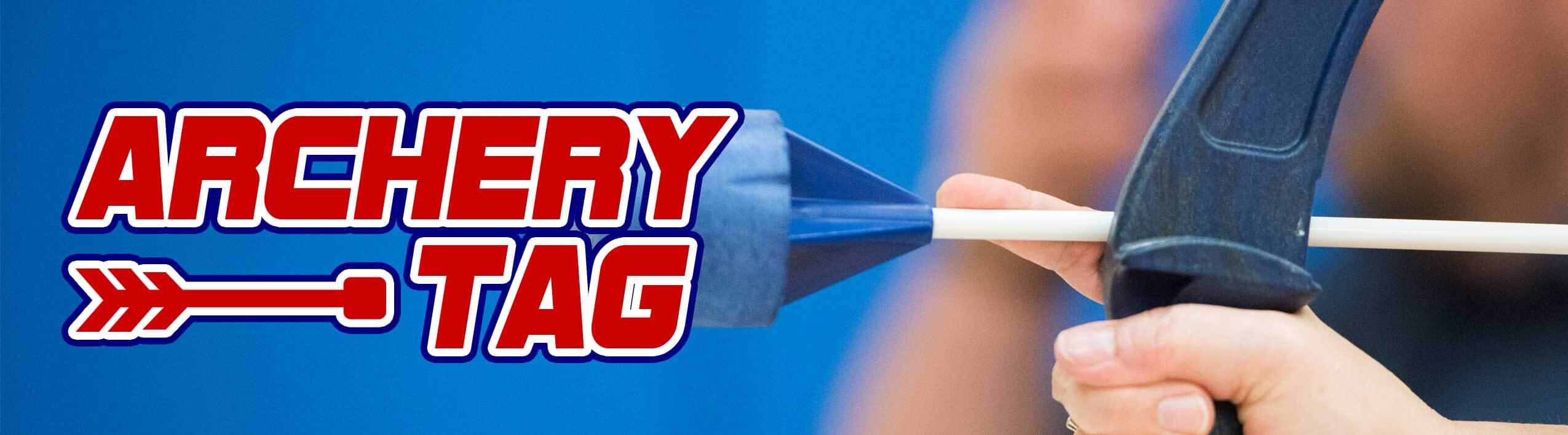 Archery Tag Logo